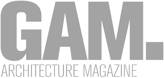Logo GAM Graz Architecture Magazine